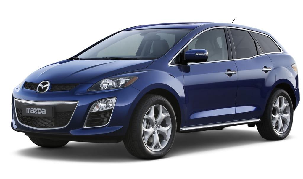 Kekurangan Mazda X7 Spesifikasi