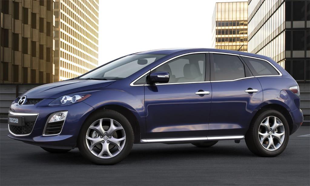 Mazda CX-7: precios, noticias, prueba, ficha técnica y ...