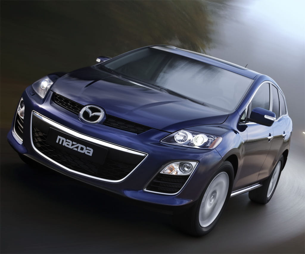 mazda cx 7 precios noticias prueba ficha t cnica y. Black Bedroom Furniture Sets. Home Design Ideas
