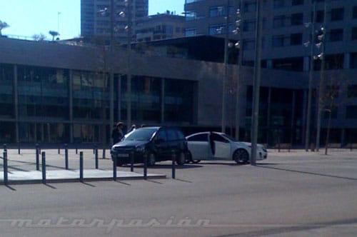 Opel Insignia OPC, más fotos espía sin camuflaje