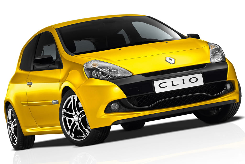 2010 Renault Clio Rs 200 Car Pictures