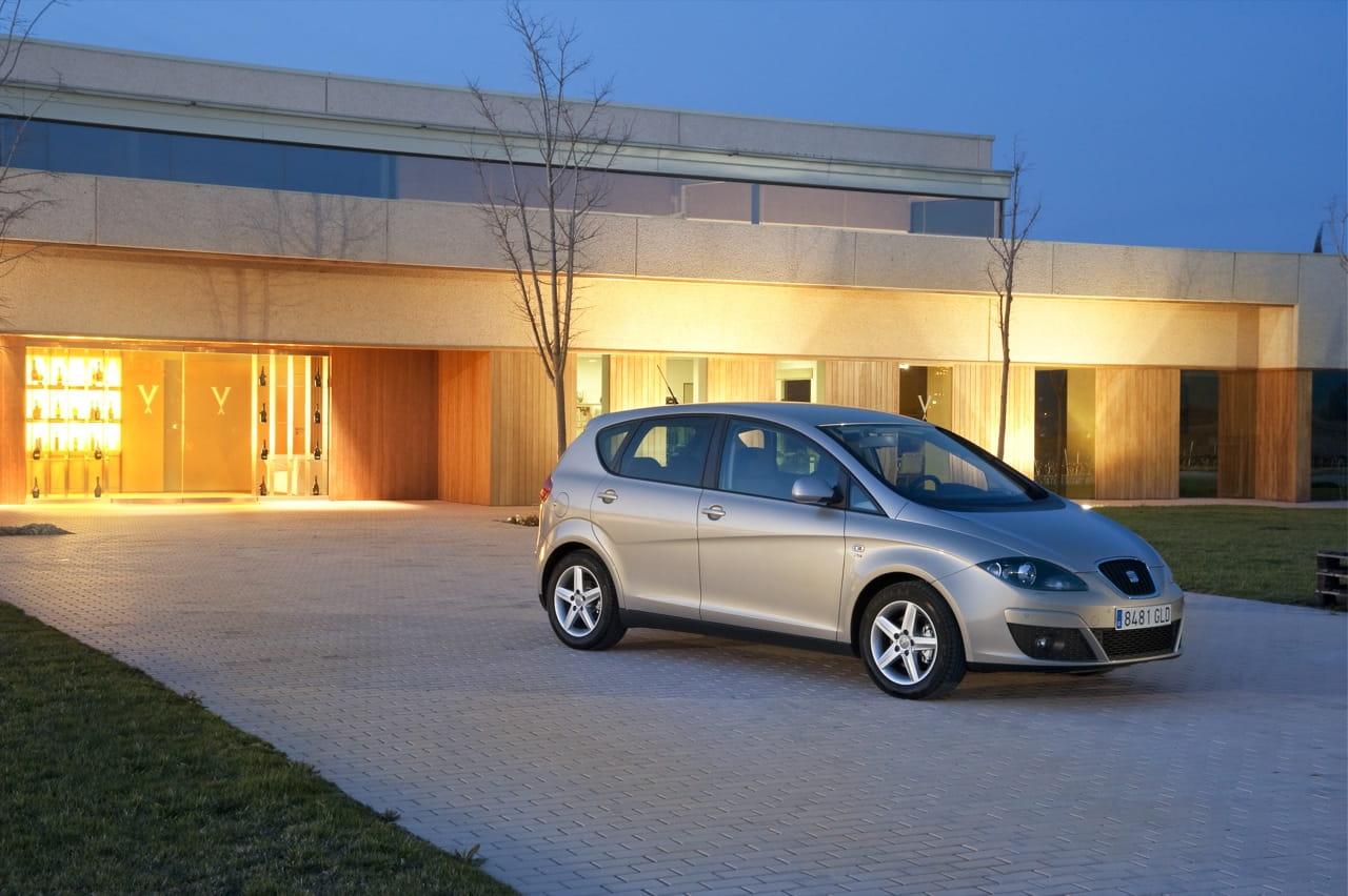 seat altea altea xl y freetrack 2009 diariomotor. Black Bedroom Furniture Sets. Home Design Ideas