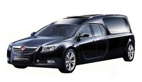 Vauxhall/Opel Insignia fúnebre