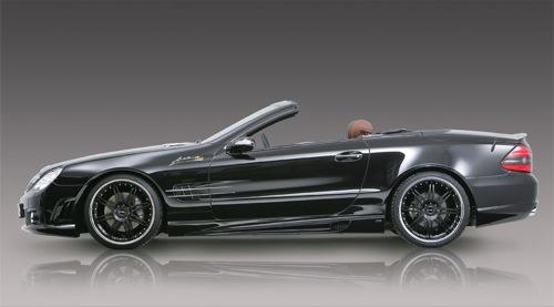 Piecha Mercedes SL Avalange RS
