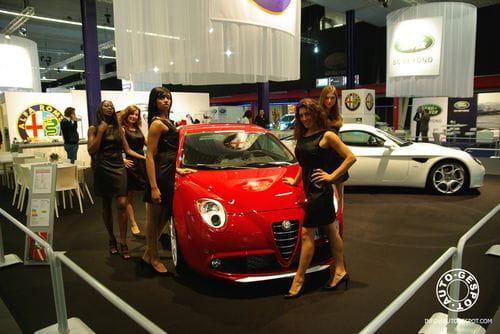 Alfa Romeo Mi.To Veloce, primeras imágenes