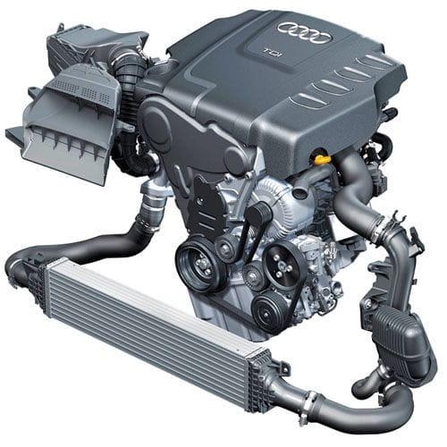 Audi A4 2.0 TDIe, eficiencia máxima