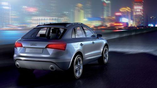 Seat fabricará en Martorell el Audi Q3
