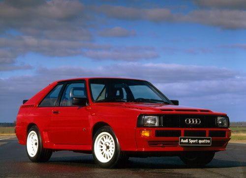Audi podría revivir el fantástico coupé Sport Quattro