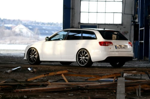 Audi RS6 Avant por AVUS Performance