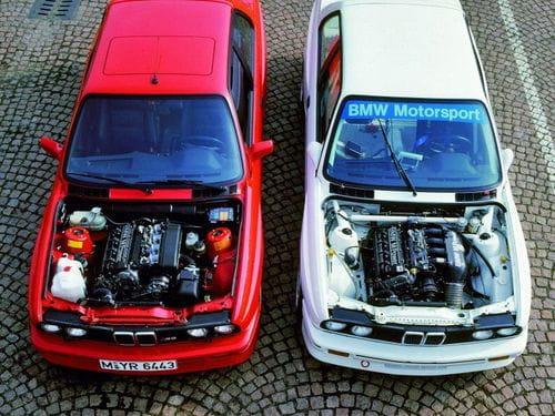BMW Motorsport abandona los motores atmosféricos