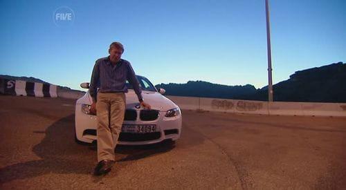Tiff Needell busca la carretera perfecta a bordo de un BMW M3