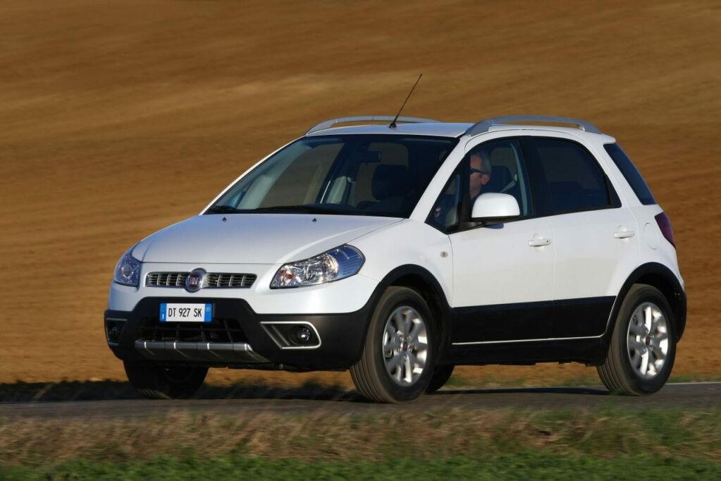 FOTOS FIAT SEDICI - Fotos de coches - Zcoches