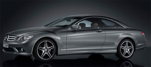 Mercedes Clase CL AMG 2009