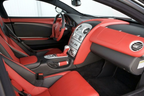 FAB Design SLR McLaren, 750 CV en bruto