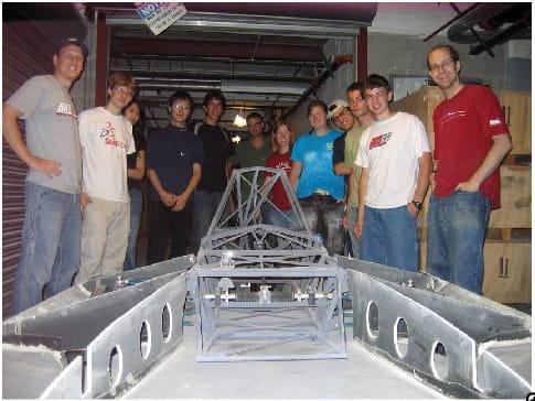 Eleanor, el coche solar del MIT