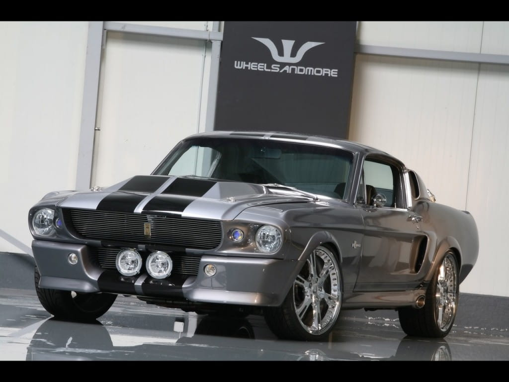 Wheelsandmore Ford Mustang GT