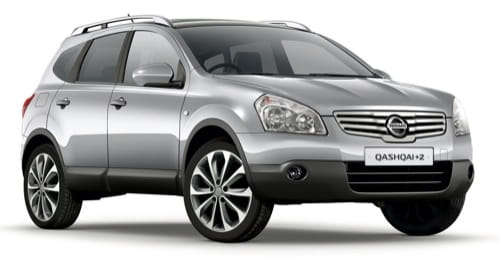 Nissan Qashqai+2 N-Tec