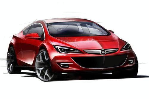 Más imágenes filtradas del nuevo Opel Astra