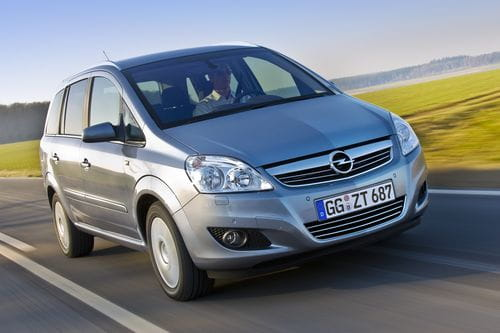 Opel Zafira ecoFLEX 1.7 CDTI