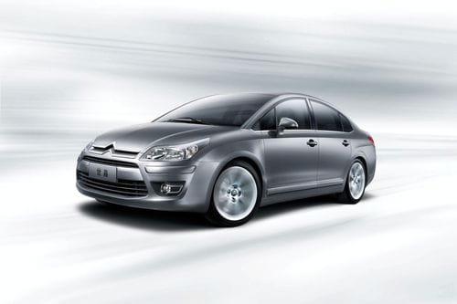 Citroën-Dongfeng lanza el China el C-Quatre