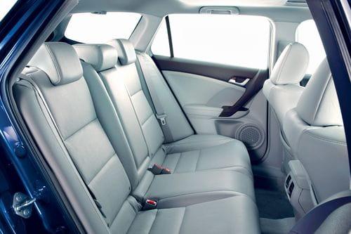 Mazda6 2.2 DE 163 CV Active contra Honda Accord 2.2 i-DTEC 150 CV Elegance, primera parte
