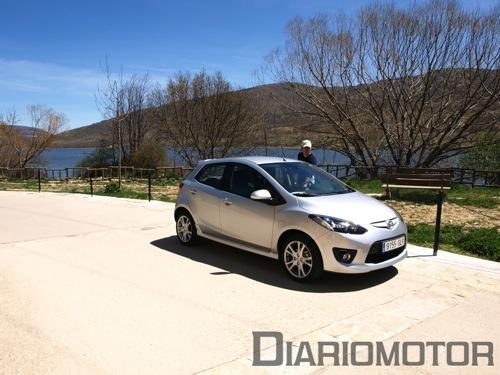 Presentación de la gama Mazda 2009, Mazda 2