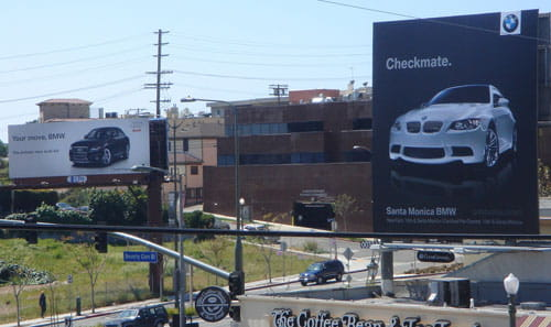 Anuncio Audi vs BMW