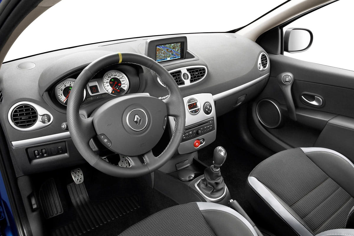 Renault clio 2009 precio equipamiento y an lisis a fondo foto 11 de 14 - Clio 2008 5 puertas precio ...