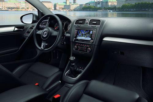 El Volkswagen Golf VI es el World Car of The Year '09