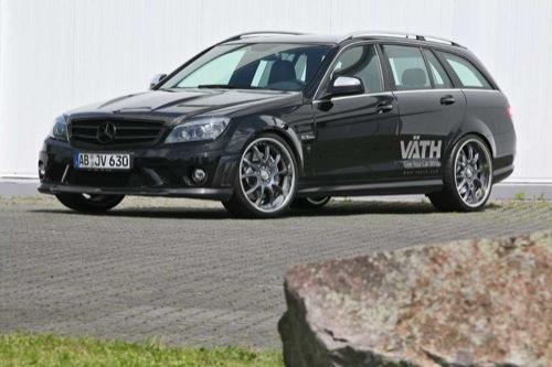 Mercedes C 63 AMG Estate al estilo Vath