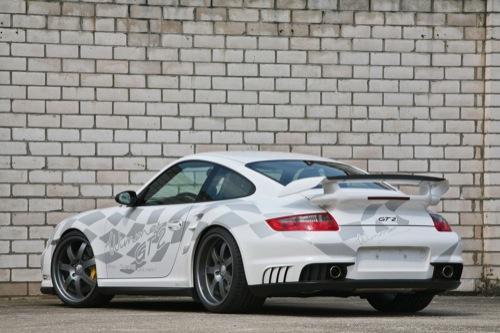 Wimmer Porsche 911 GT2