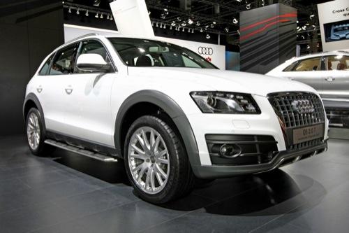Nuevos accesorios para el Audi Q5