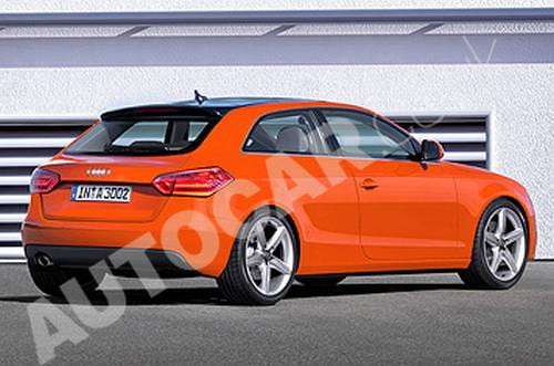 Adelanto del próximo Audi A3