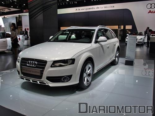 Audi A4 Allroad en el Salón de Barcelona