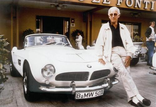 BMW 75 años de roadsters