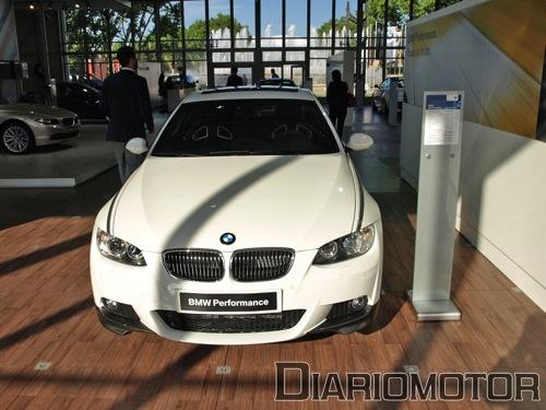 BMW Serie 3 Performance en el Salón de Barcelona