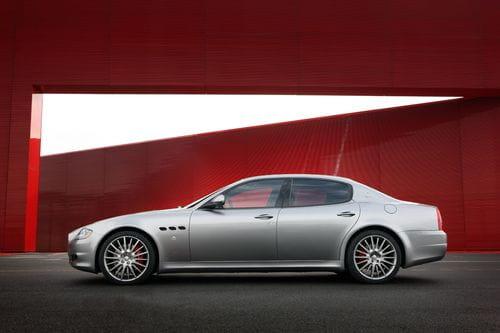 Deleite visual: galerías en alta resolución del Bugatti Veyron Grand Sport y Maserati Quattroporte Sport GT S