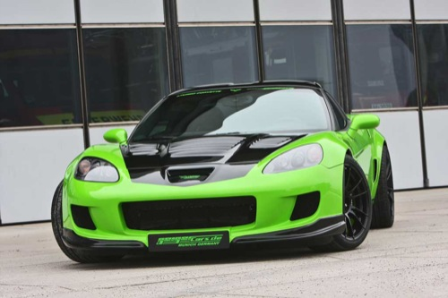 Corvette Z06 Geiger Cars