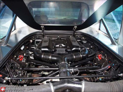 Baguette con spaghetti, Citroën 2CV + Ferrari F355