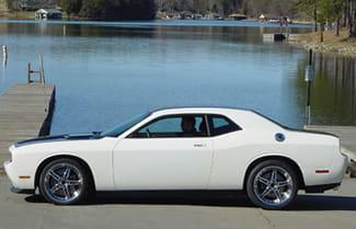 Eco Dodge Challenger, el muscle car también puede ser híbrido