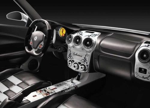 Novitec y Unique Sportscars Ferrari F430 Calavera
