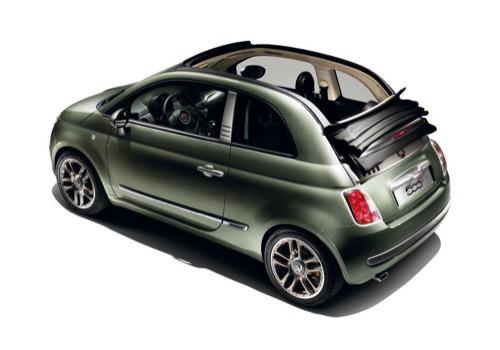 Diesel y el Fiat 500C