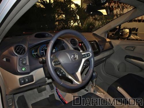 Toyota Insight en el Salón de Barcelona