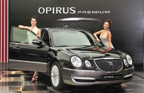 Kia Opirus Premium
