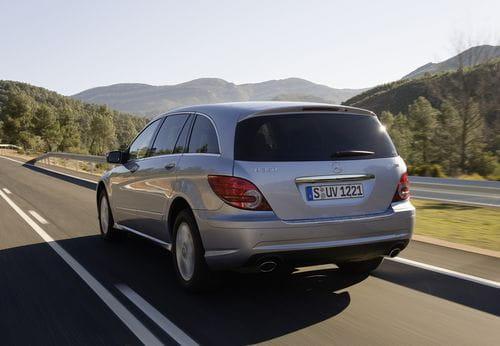 Los SUV BlueTEC de Mercedes llegan a Europa