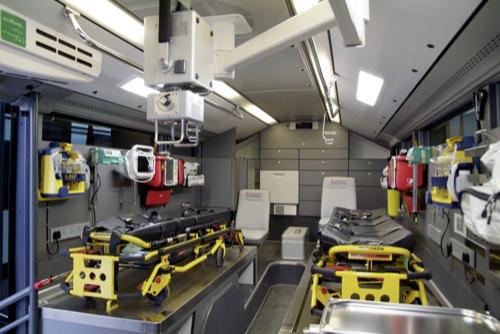 Mercedes Citaro Ambulancia
