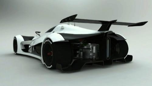 Prototipo de GreenGT