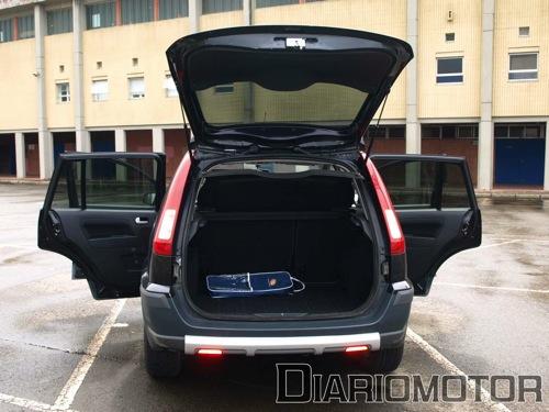 Prueba del Ford Fusion 1.6 TDCi Urban