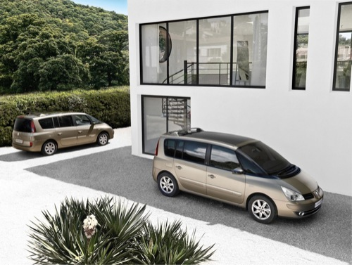 Renault Espace 25 Aniversario