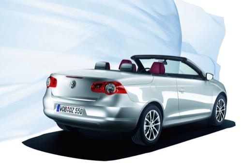 Nuevo paquete deportivo para el Volkswagen EOS